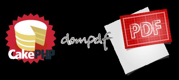 CakePHP dompdf integration image