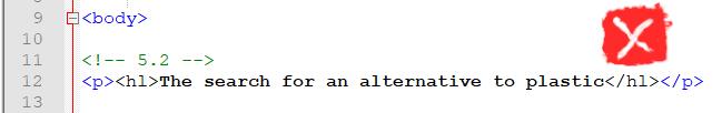 Notepad++ syntax highlighting error